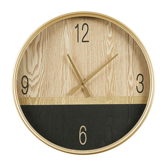 Madison Park Belmont Wall Clock