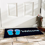 Calloway Mills Summer Caz Rectangular Outdoor Doormat