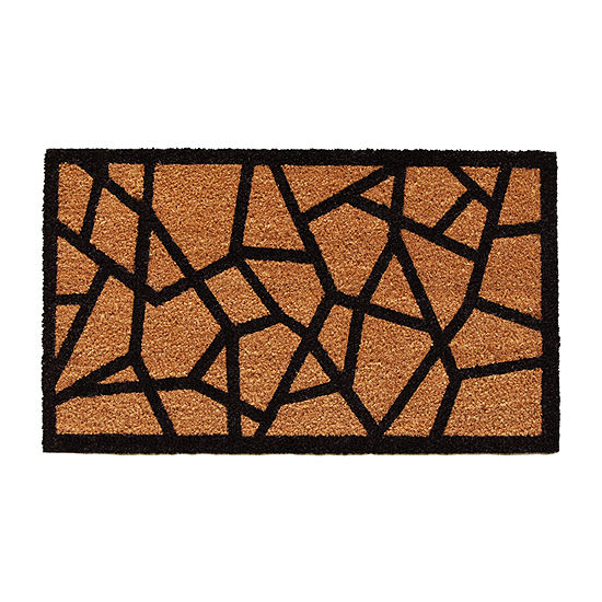 Arcade Rectangular Outdoor Doormat