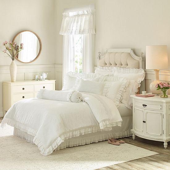 Queen Street Emelia 3-pc. Heavyweight Comforter Set