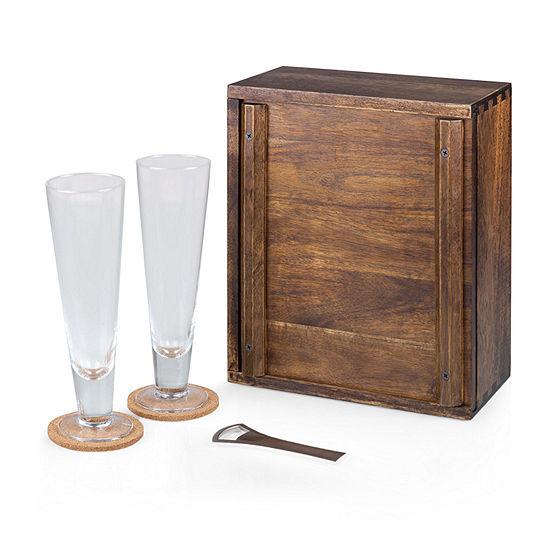 Picnic Time Pilsner Beer Gift Set