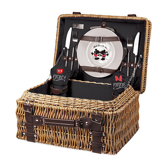 Picnic Time Champion Picnic Basket - Mickey and Minnie