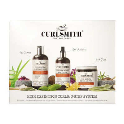 Curl Smith High Definition Curls 3 Step System Value Sets