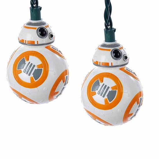 Kurt Adler Star Wars™ BB8 Light Set