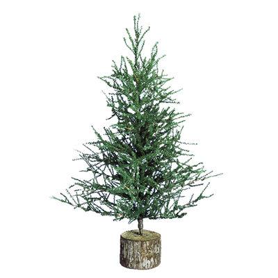 Kurt Adler 36 in. Miniature Pistol Pine Christmas Tree