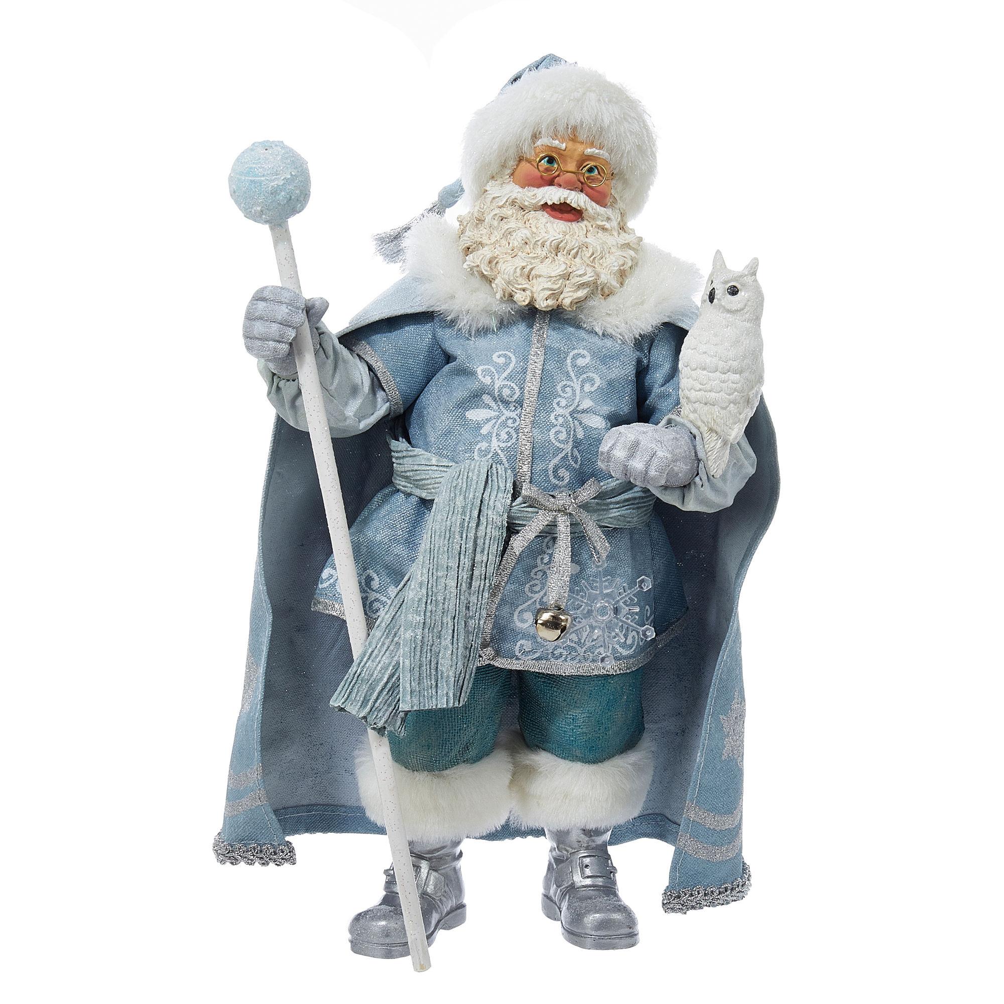 "Kurt Adler 11"" Fabriche Father Frost Santa"