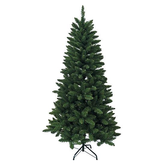 Kurt Adler 6 ft. Green Pine Christmas Tree