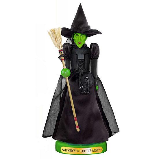 """Kurt Adler 11"""" Wizard Of Oz™ Wicked Witch Nutcracker"""