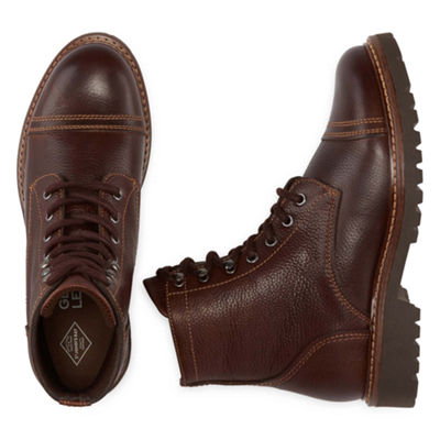 St. John's Bay Mens Sparks Lace Up Boots Lace-up