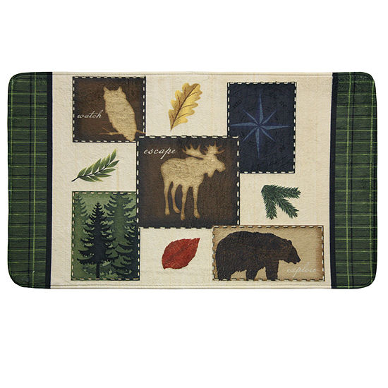 Bacova Guild 20x34 Explore Bath Rug