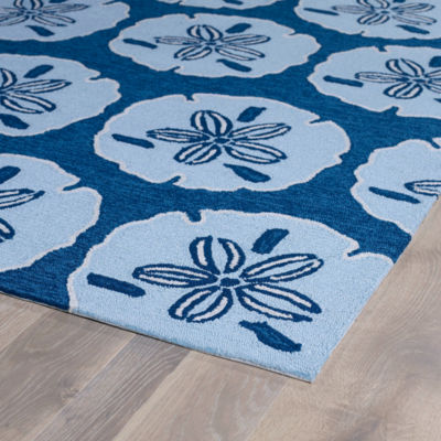 Kaleen Matira Sand Dollar Hand Tufted Rectangular Rugs