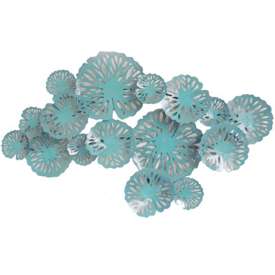 Sand Dollar Cluster Wall Decor