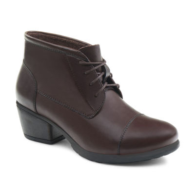Eastland Womens Booties Lace-up