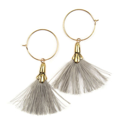 Arizona 69mm Hoop Earrings
