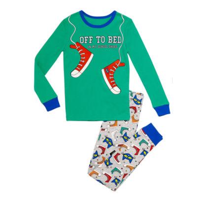Pete the Cat 2 PC Pajama Set - Boys Preschool