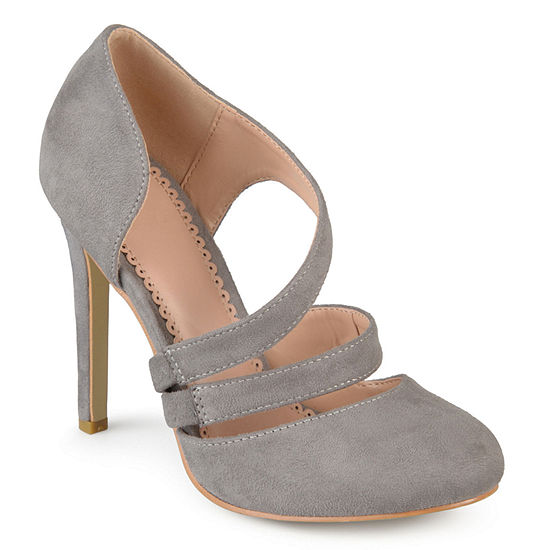 Journee Collection Womens Zeera Pumps Stiletto Heel