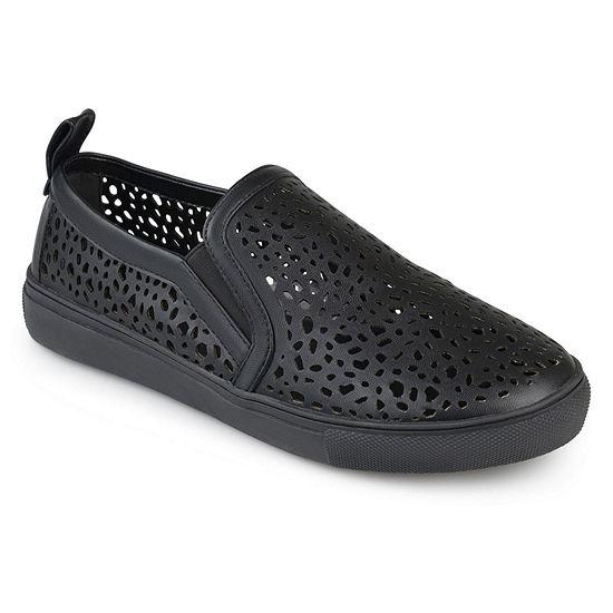 Journee Collection Womens Kenzo Slip-On Shoe Round Toe