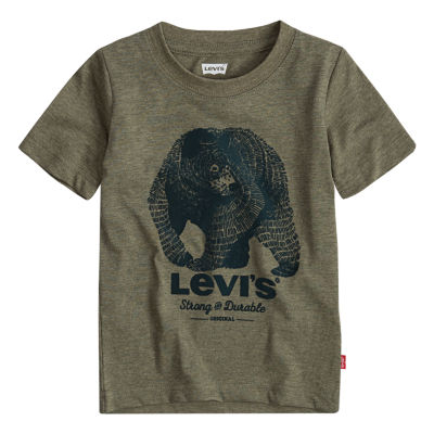 Levi's Graphic T-Shirt - Big Kid Boys