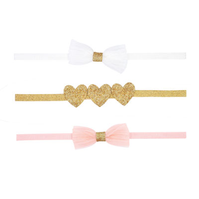 Carter's 3 Pack Hair Bands - Baby Girl