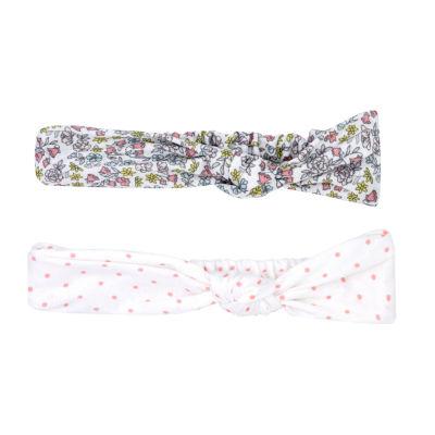 Carter's 2 Pack Printed Headbands - Baby Girl