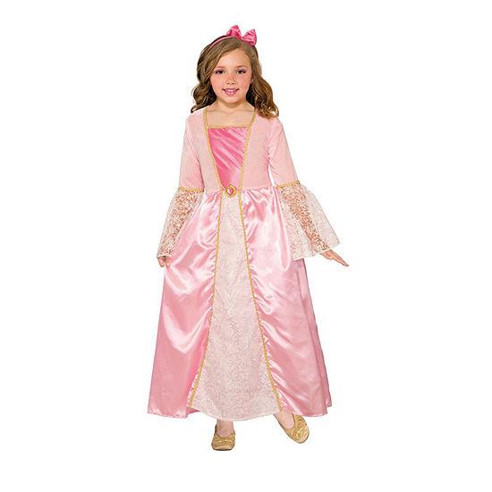 Girls Princess Lacey Costume 4-pc. Dress Up Costume