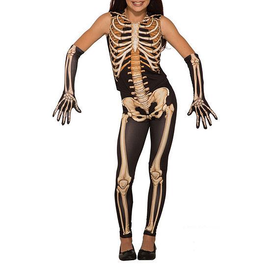 Buyseasons Girls Pretty Bones Costume 3-pc. Dress Up Costume