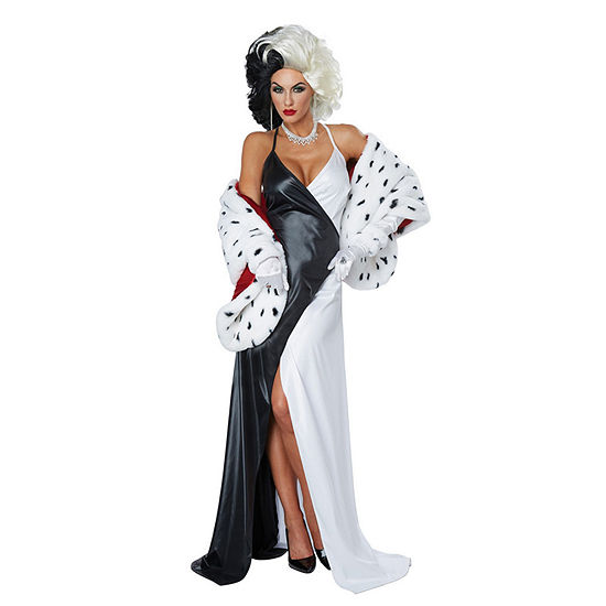 2-pc. 101 Dalmatians Dress Up Costume
