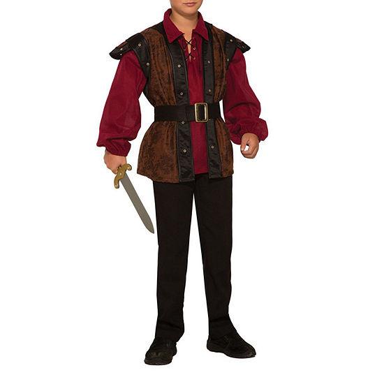 Boys Renaissance Faire Boy Costume 3-pc. Dress Up Costume