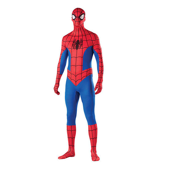 Spider-Man Adult Bodysuit Dress Up Costume Spiderman Dress Up Costume