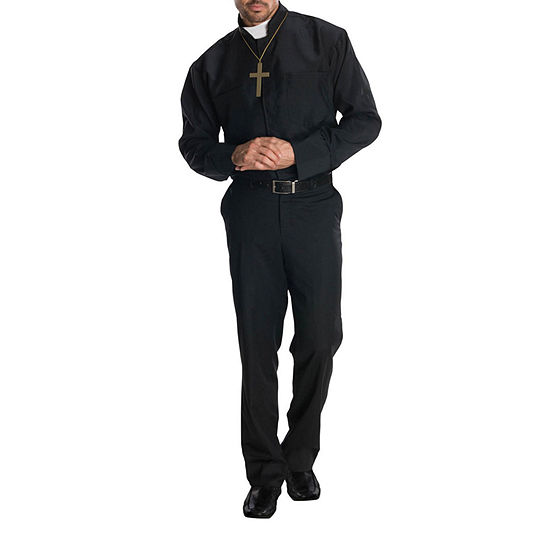Mens Priest Costume