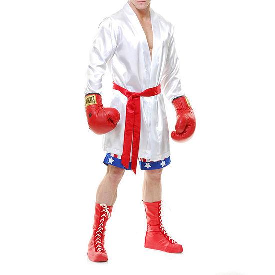 Buyseasons Buyseasons Mens The Boxer Costume Costume