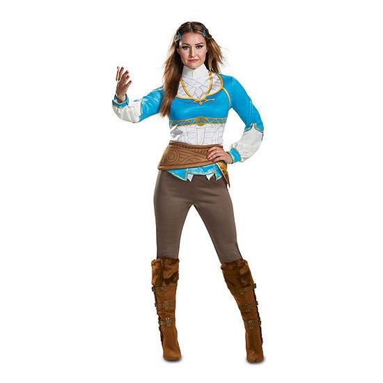 3-pc. Zelda Dress Up Costume