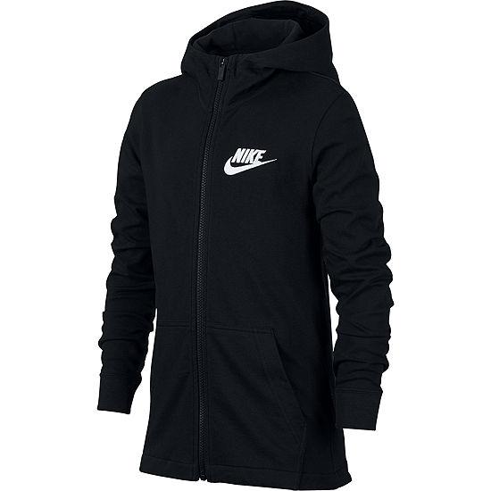 Nike Sportswear Boys Hoodie-Big Kid
