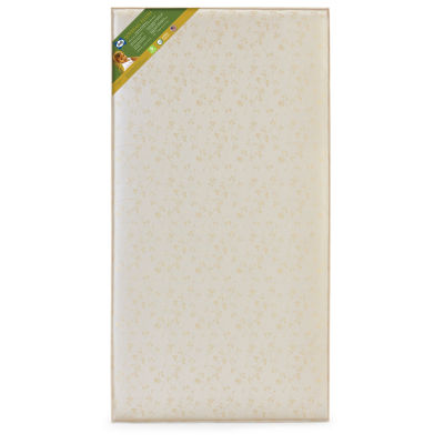Kolcraft Sealy Soybean Plush Foam Core Baby Mattress