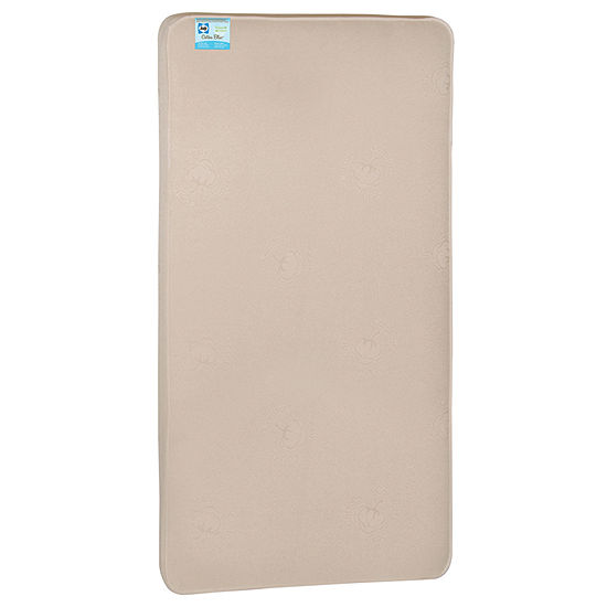 Kolcraft Sealy Nature Couture Cotton Bliss Baby Mattress