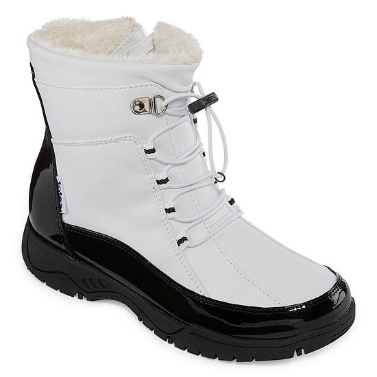 Totes Womens Robin Waterproof Winter Boots