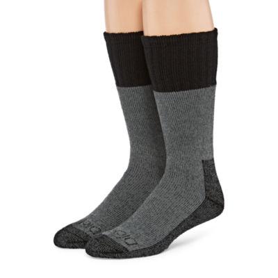 Dickies 2 Pair Crew Socks-Mens
