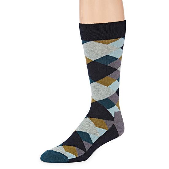 Hs By Happy Socks 1 Pair Crew Socks Mens