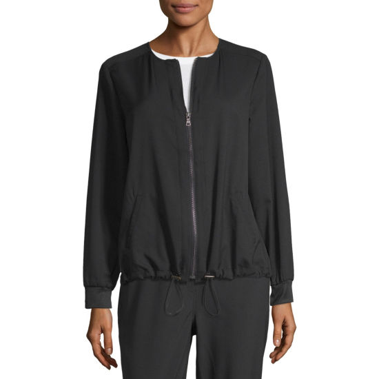 Liz Claiborne Weekend Lightweight Bomber Jacket