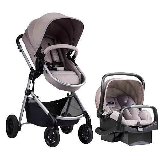 Evenflo Pivot Modular Travel System W Safemax Travel System