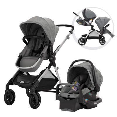 Evenflo Pivot Xpand Ts With Safemax Travel System