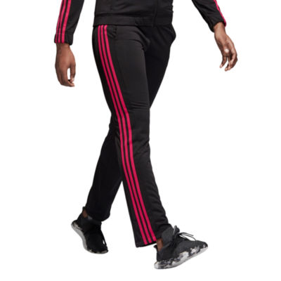 adidas Designed To Move Straight Pant Womens Straight Sweatpant