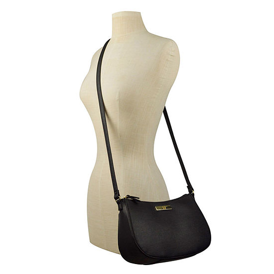 Liz Claiborne Clarissa Crossbody Bag - JCPenney 48766146c949b