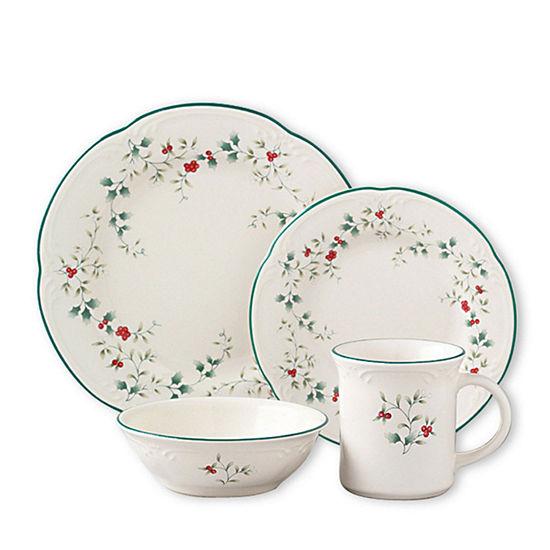 Pfaltzgraff Winterberry 16-pc. Dinnerware Set
