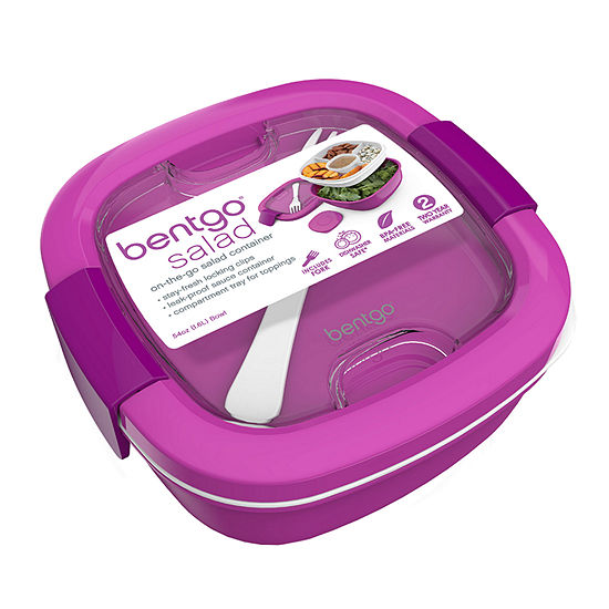 Bentgo 7-pc. Salad Food Container