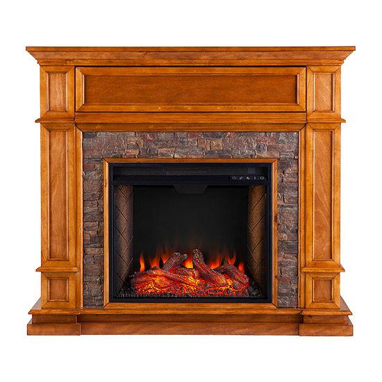 Southern Enterprises Electric Fireplace