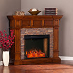 Southern Enterprises Electric Fireplace