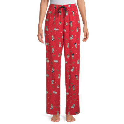 Sleep Chic Womens Flannel Pajama Pants