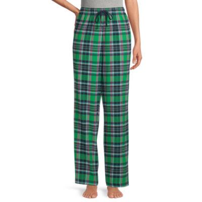 Sleep Chic Womens-Tall Flannel Pajama Pants
