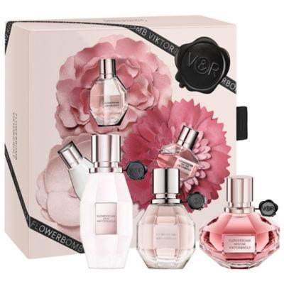 Viktor&Rolf Flowerbomb Mini Perfume Trio Set
